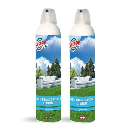 Neutralizzatore di odori 300ml - Fulcron casa