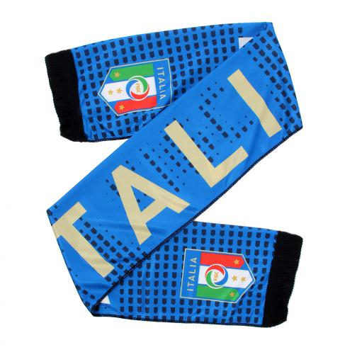 Sciarpa Italia Blu FIGC Store
