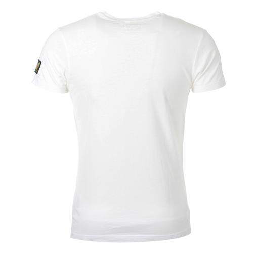 T-shirt Run  Usain Bolt Bianco Vintage UsainBolt