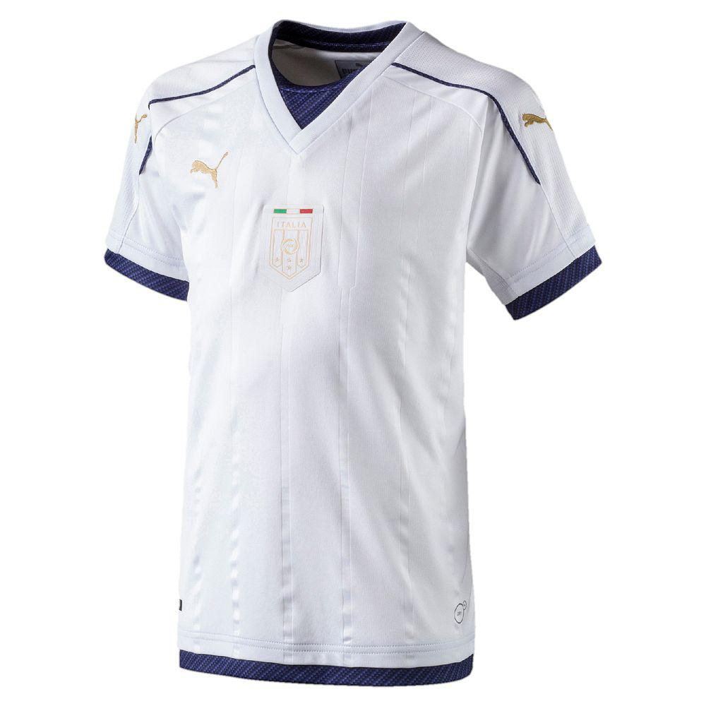 Maglia Figc Tribute Away Replica Junior