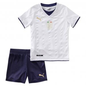 Puma Game Kit Away Italy Baby  16/17