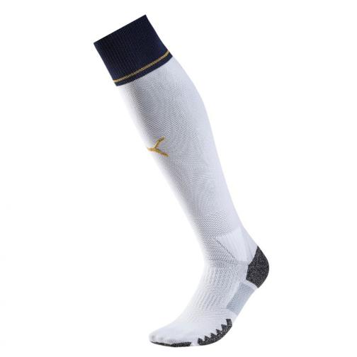 Puma Chaussettes De Course Away Italy   16/17 white-peacoat