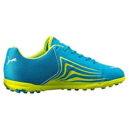 Puma Futsal Shoes Evostreet 3 Blue Tifoshop