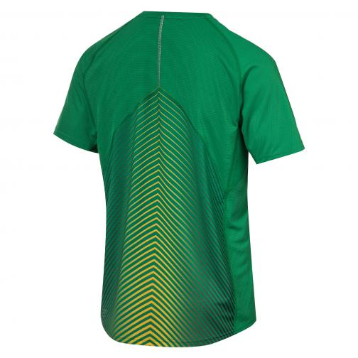 Puma T-shirt Graphic S/s Tee Verde Tifoshop