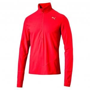 Puma Maillot NightCat 1/2 Zip Top