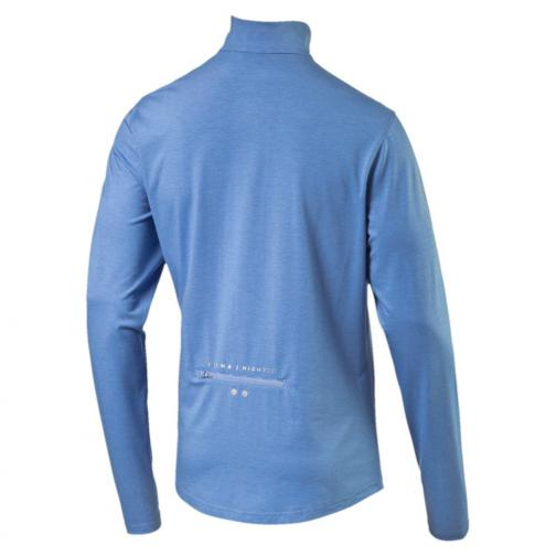 Puma Maillot Nightcat Pwrwarm Top Blue Yonder Tifoshop