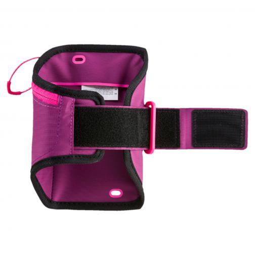 Puma Bandelette Pr I Sport Phone Armband Magenta Purple-Pink Glo-Puma Black Tifoshop