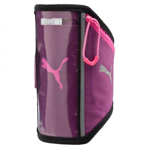 Puma Bandelette Pr I Sport Phone Armband Magenta Purple-Pink Glo-Puma Black