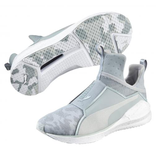Puma Chaussures Fierce Camo  Femmes Quarry-Puma White Tifoshop