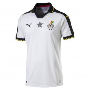 Ghana Home Replica Shirt