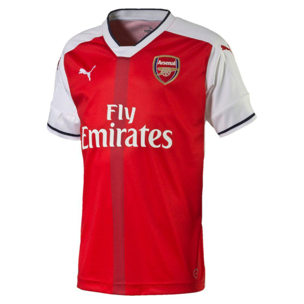 Puma Maglia Gara Home Arsenal Junior  16/17