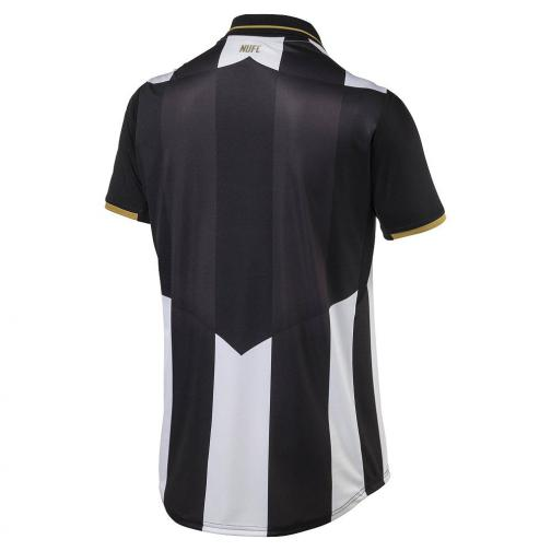 Puma Shirt Home Newcastle United   16/17 black-white-victory gold Tifoshop