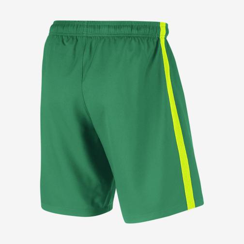 Nike Pantaloncini Gara Home & Away Barcellona   16/17 Verde Tifoshop