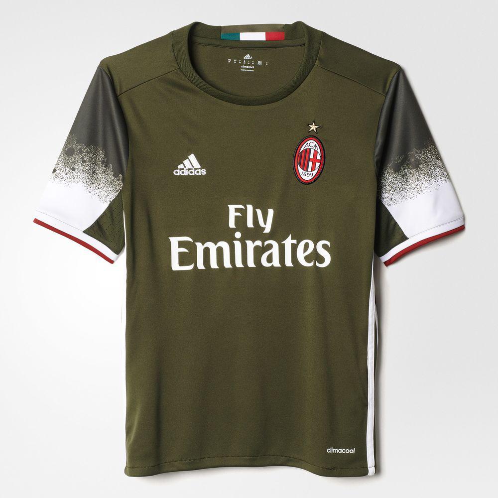 Adidas Jersey Third Milan Junior  16/17