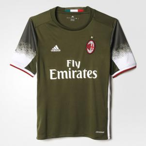 Adidas Maglia Gara Terza Milan Junior  16/17