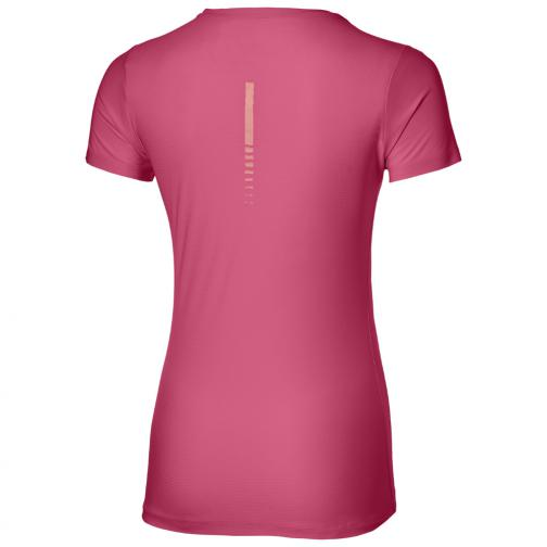 Asics T-shirt Ss Top  Donna Rosa Tifoshop