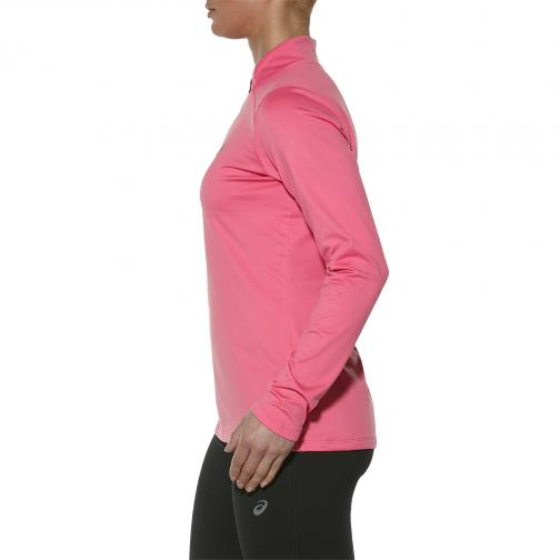 Asics Trikot Ess Winter 1/2 Zip  Damenmode CAMELION ROSE Tifoshop