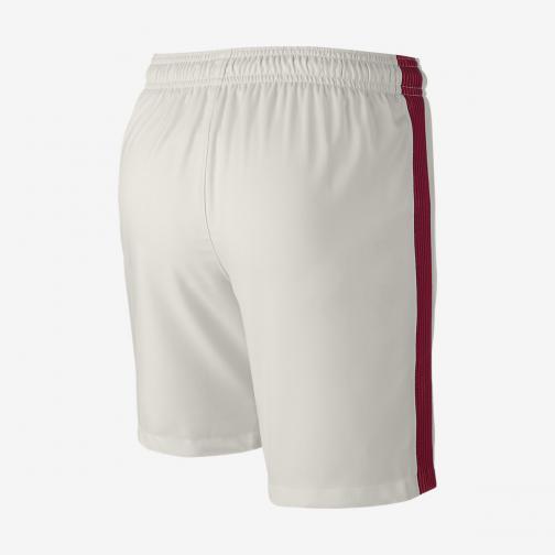Nike Pantaloncini Gara Home Roma Junior  16/17 Bianco Tifoshop