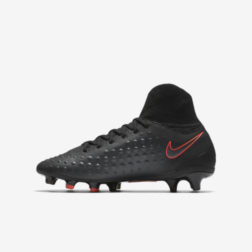 Nike Football Shoes Magista Obra Ii Fg  Junior Black Tifoshop