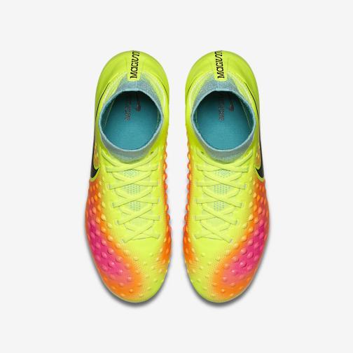 Nike Scarpe Calcio Magista Obra Ii Fg  Junior Giallo Tifoshop