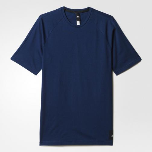 Adidas T-shirt Graphic Tee City Photo 2 Blu Tifoshop