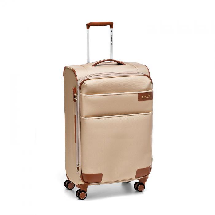 Mittelgrosse Koffer  CHAMPAGNE