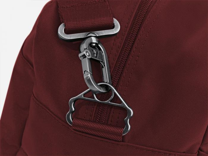 Duffle  DARK RED Roncato
