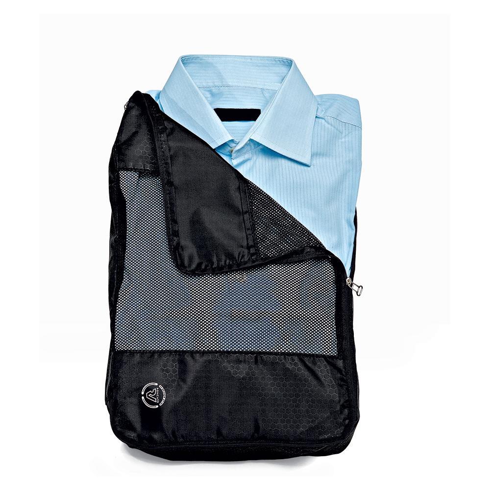 Luggage Organizer   BLACK Roncato