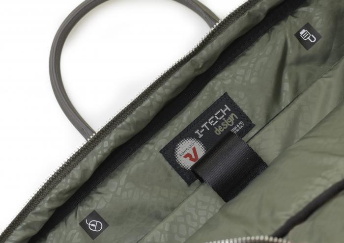 Bolsa Porta Computador  WARM GRAY Roncato