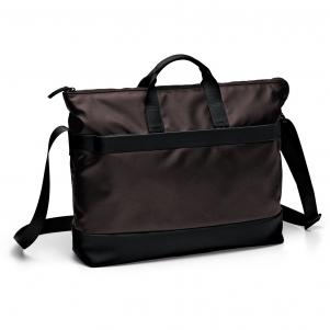 BORSA PORTA COMPUTER  DARK BROWN
