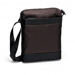 sac à bandoulière  DARK BROWN