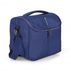 VANITY-CASE  DARK BLUE