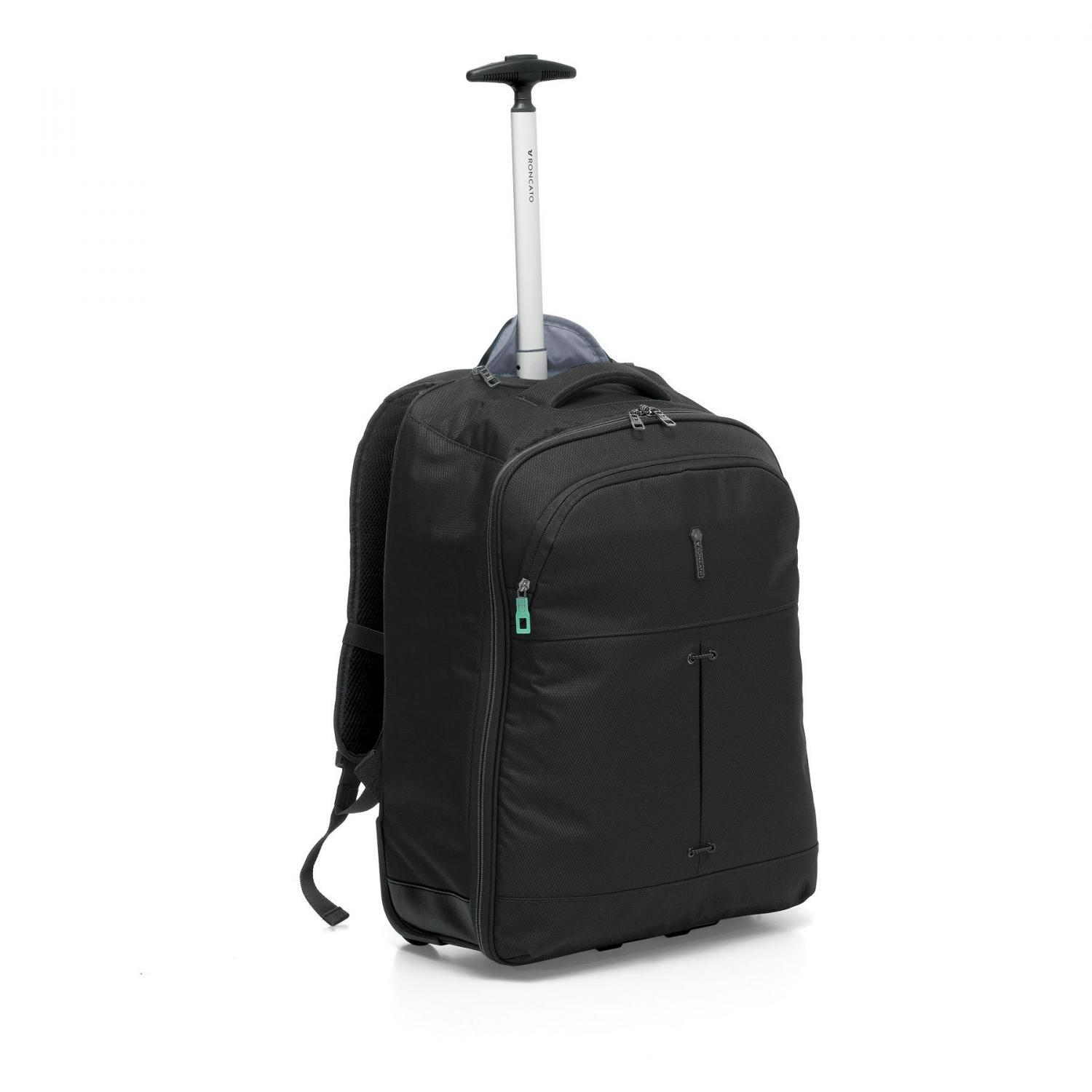 c4bbf87c30 Zaino Trolley Black