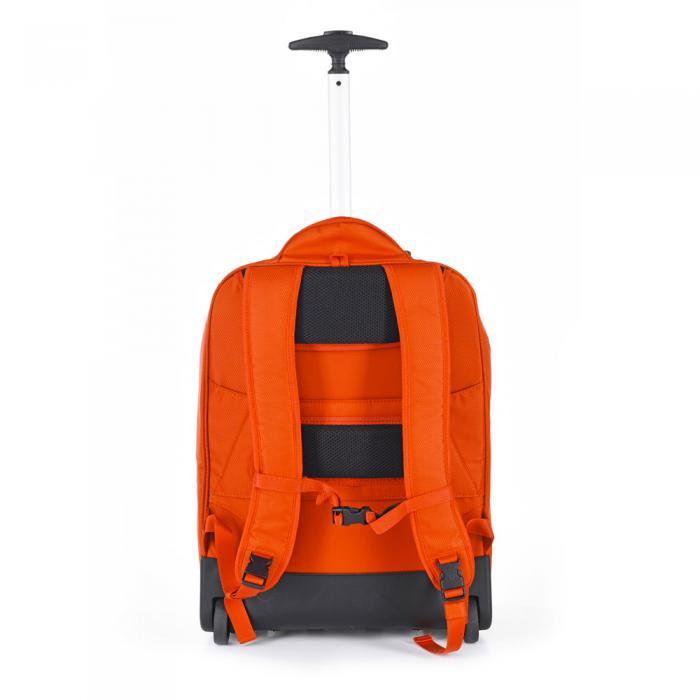 Wheeled Backpack  ORANGE Roncato