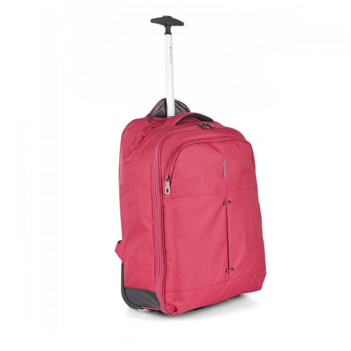Wheeled Backpack  CHERRY