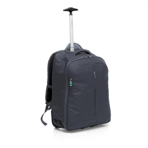 WHEELED BACKPACK  ANTHRACITE