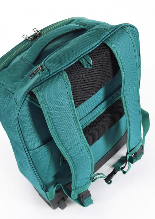 Wheeled Backpack  EMERALD Roncato