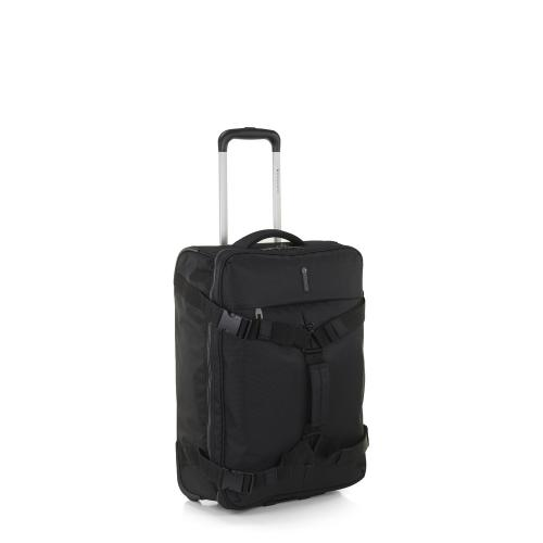 WHEELED DUFFLE  BLACK