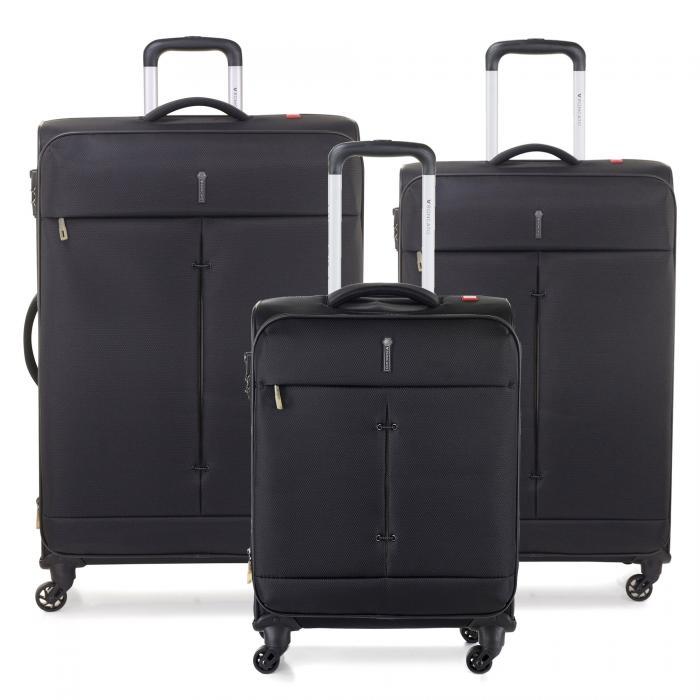 Koffer Sets  BLACK