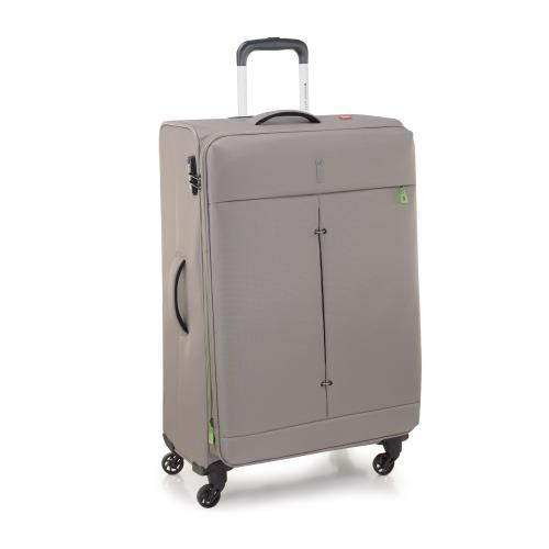 LARGE LUGGAGE  BEIGE
