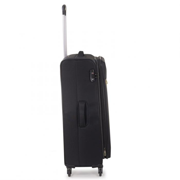 Trolley Medio  BLACK Roncato