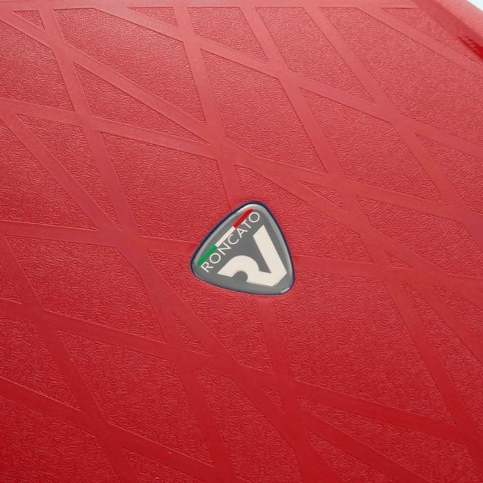 Medium Luggage  RED Roncato