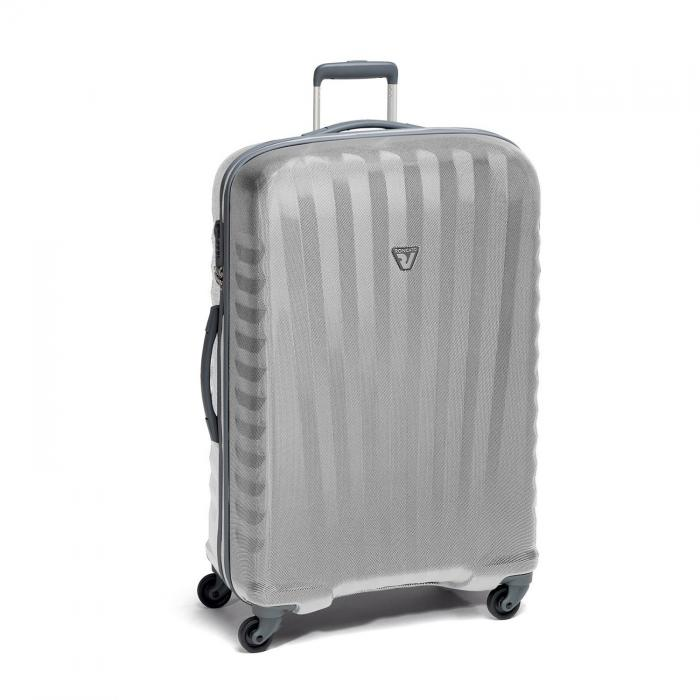 Large Luggage L  GRAY/SILVER