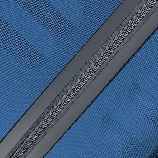 Trolley Medio M  BLACK/BLUE Roncato