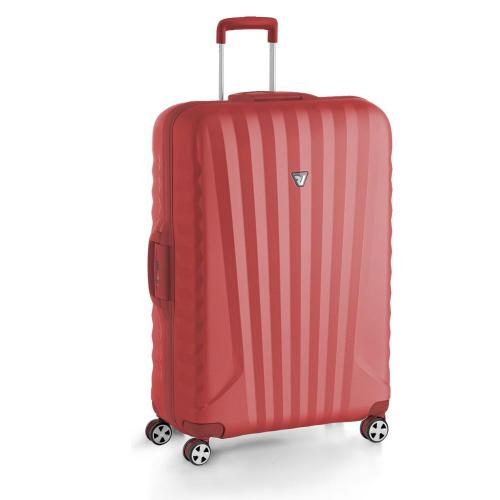 LARGE LUGGAGE  RED/RED