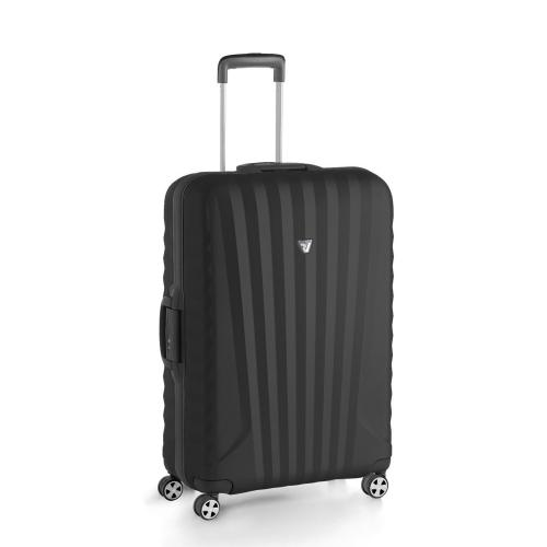 MEDIUM LUGGAGE M  BLACK/BLACK