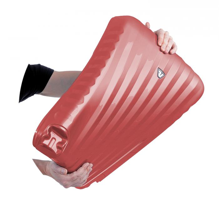 Medium Luggage M  RED/RED Roncato