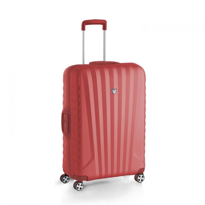 Medium Luggage M  RED/RED
