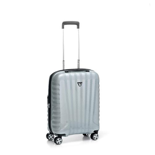 CABIN LUGGAGE  SILVER/CARBON