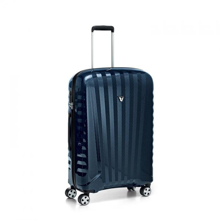 Medium Luggage  BLUE/CARBON
